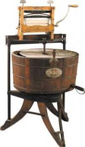 первая стиральная машина